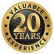 Более 20 лет опыта работы компании Онлайн